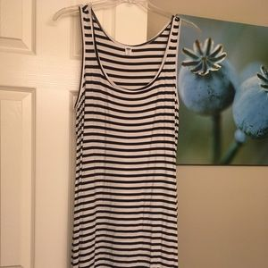 Old Navy Dresses - Striped Maxi